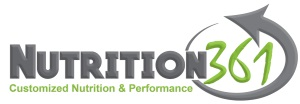 Nutrition Coaching for Athletes | Nutrition 361 Logo